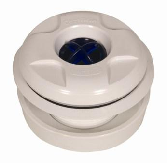 "HD53PL Certikin Eyeball Inlet 1.5"" With Backnut - Liner"